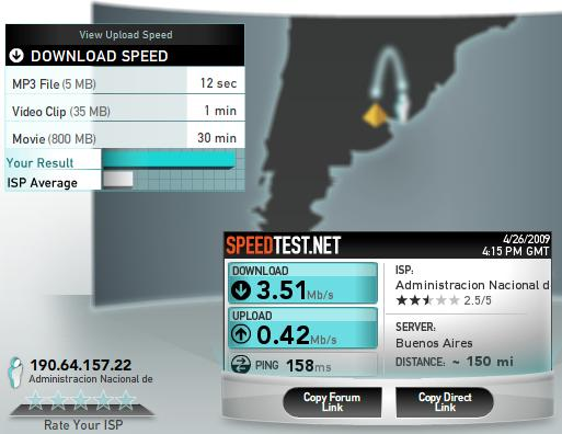 speedtest1