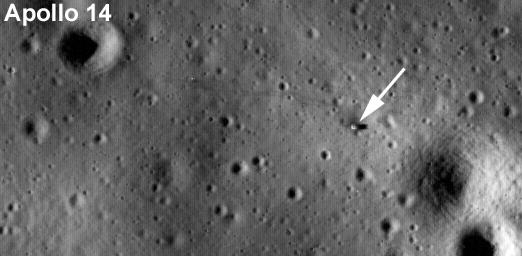 Módulo lunar, Apolo 14, Antares