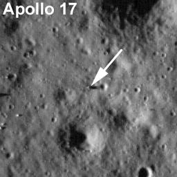 Módulo lunar, Apolo 17, Challenger