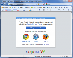 google-wave-internet-explorer