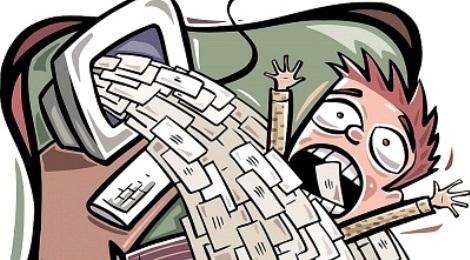 Cómo manejar el tsunami de emails