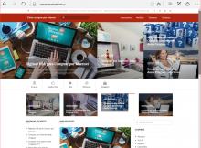 Homepage de https://comprasporinternet.uy