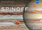 Portada de publicación spinoff 2017 mostrando Júpiter